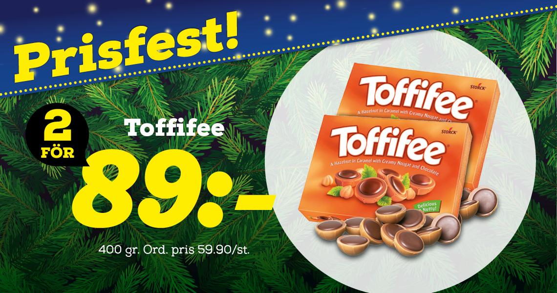 Kampanj Toffifee