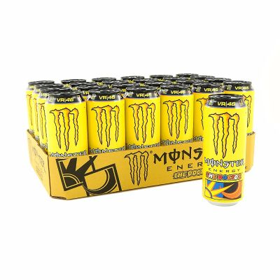 Monster Energy The Doctor, 500 ml x24