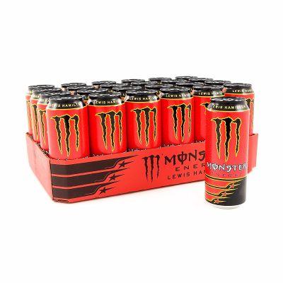 Monster Energy Lewis Hamilton, 500 ml x24
