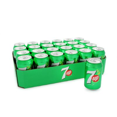 7UP 24-pack, 7920 ml