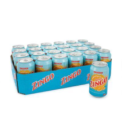 Zingo Apelsin 24-pack, 7920 ml