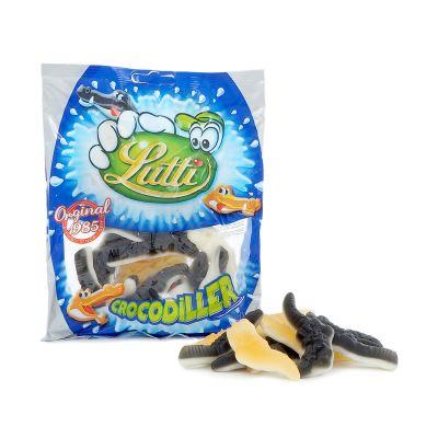 Lutti Crocodiles, 150 g