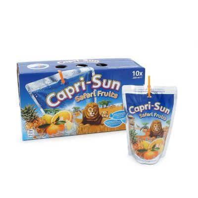 Capri-Sonne Safari 10-pack, 2000 ml
