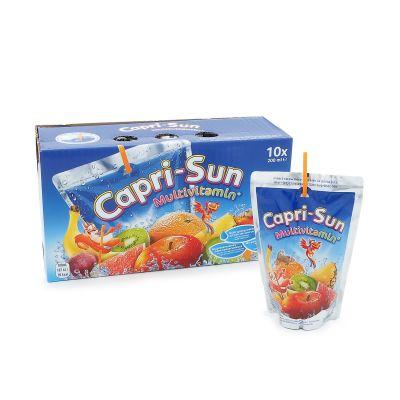 Capri-Sonne Multivitamin 10-pack, 2000 ml