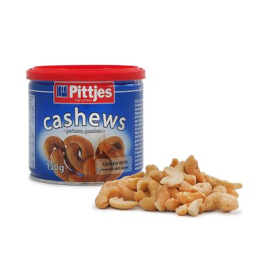 Pittjes Cashewnötter, 150 g