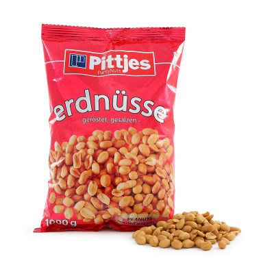 Pittjes Jordnötter, 1000 g