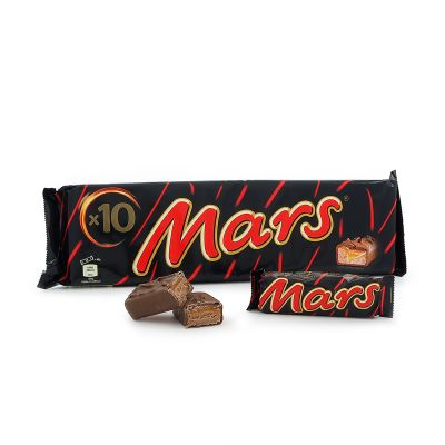 Mars 10-pack, 450 g