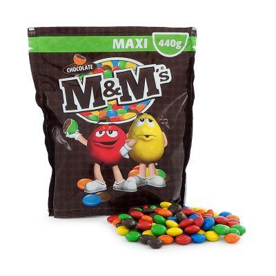 M&M Choco Maxi, 440 g