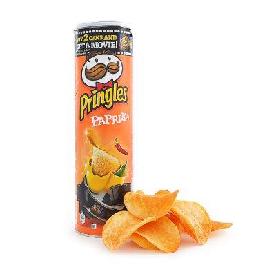 Pringles Paprika, 190 g