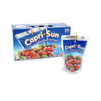 Capri-Sonne Summer Berries 10-pack, 2000 ml