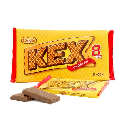 Kexchoklad 8-pack, 480 g