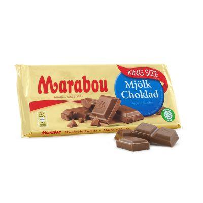 Marabou King Size Mjölkchoklad, 250 g