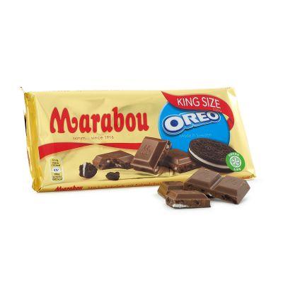 Marabou King Size Oreo, 220 g