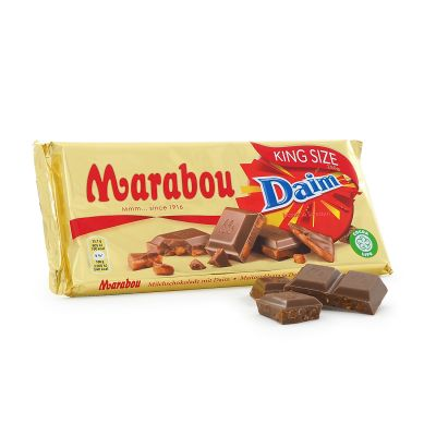 Marabou King Size Daim, 250 g