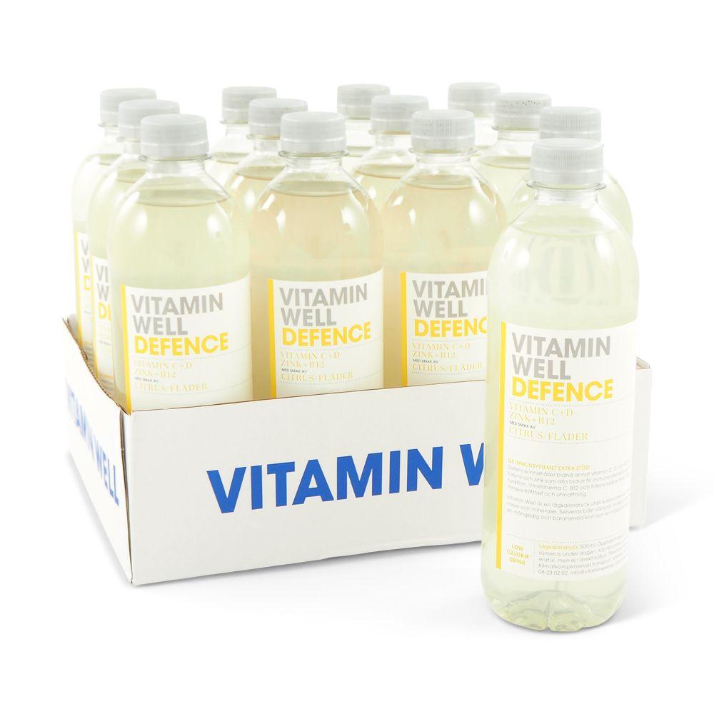 vitamin well citrus fläder