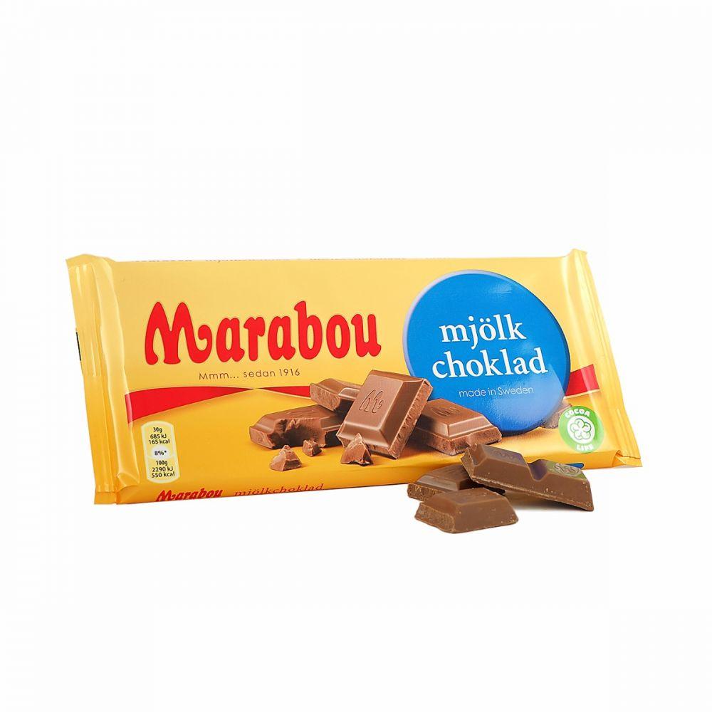marabou 200 g kcal