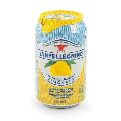 San Pellegrino Limonata, 330 ml x24