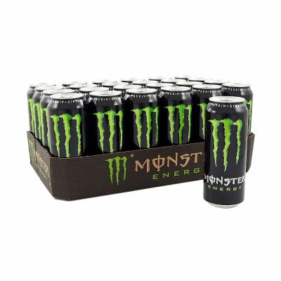 Monster Energy, 24x 500 ml