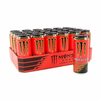 Monster Energy Lewis Hamilton, 24x 500 ml