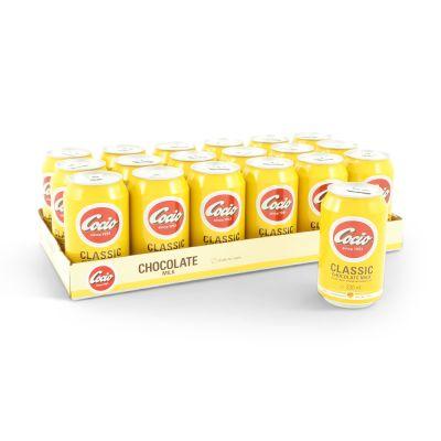 Cocio Classic 18-pack, 5940 ml