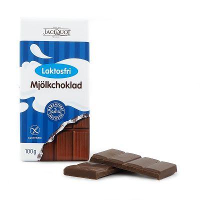JacQuot Mjölkchoklad, 100g