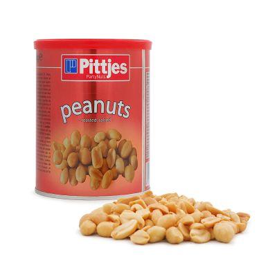 Pittjes Jordnötter, 500 g