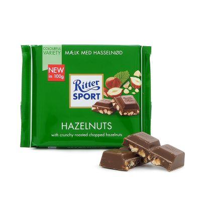 Ritter Sport Hazelnut, 100 g