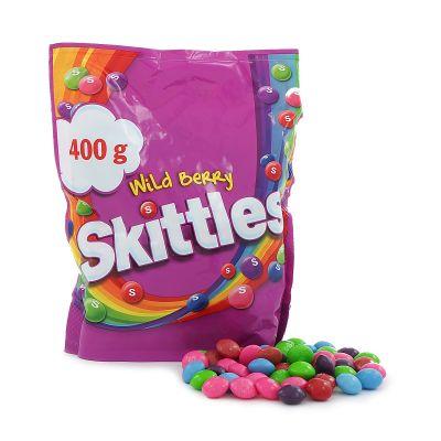 Skittles Wild Berry XL, 400 g