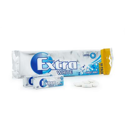 Extra Sweet Mint 10-pack, 140 g