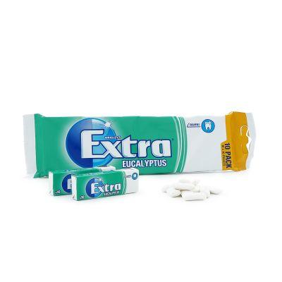 Extra Eucalyptus 10-pack, 140 g