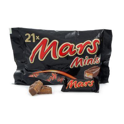 Mars Minis, 403 g