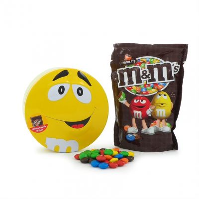 M&M Candy Tin, 165 g
