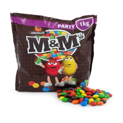 M&M Choco Party, 1000 g