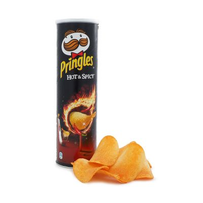 Pringles Hot & Spicy, 200 g