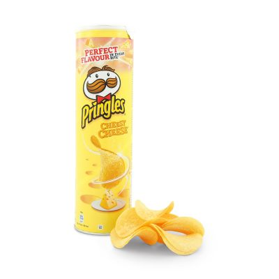 Pringles Cheesy Cheese, 200 g