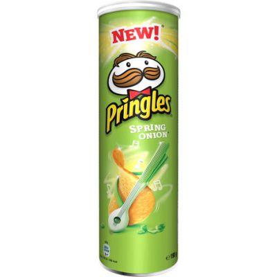 Pringles Spring Onion, 190 g