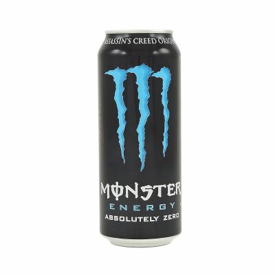 Monster Energy Absolutely Zero, 500 ml