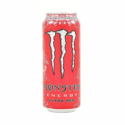 Monster Energy Ultra Red, 500 ml