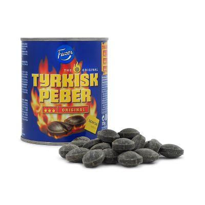 Fazer Tyrkisk Peber Hink, 375 g