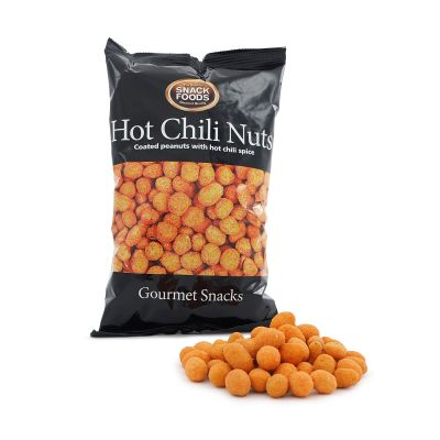 Hot Chili Nuts, 375 g
