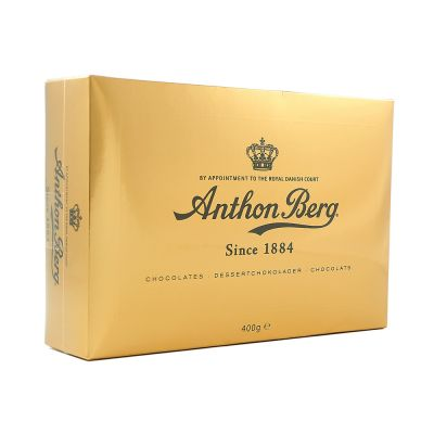 Anthon Berg Luxury Gold, 400 g