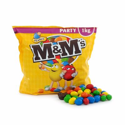 M&M Peanut Party, 1000 g