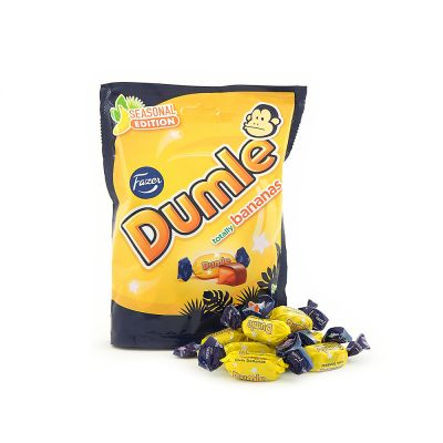 Fazer Dumle Banan, 220 g