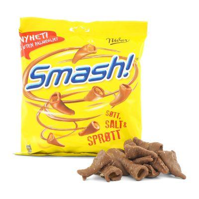 Nidar Smash sjokolade, 200 g