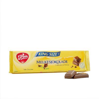 Freia Melkesjokolade, 250 g