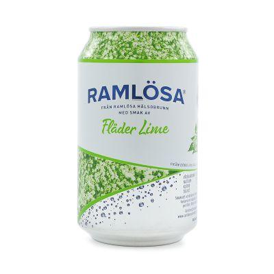 Ramlösa Fläder/Lime, 330 ml