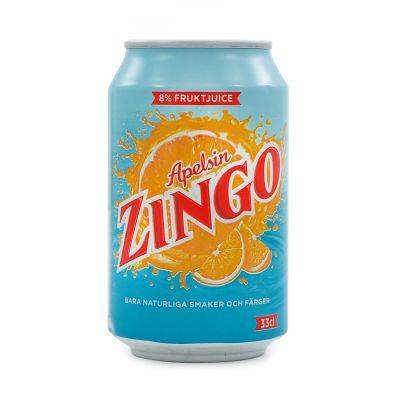 Zingo Apelsin, 330 ml