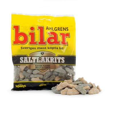Ahlgrens Bilar Salta, 100 g