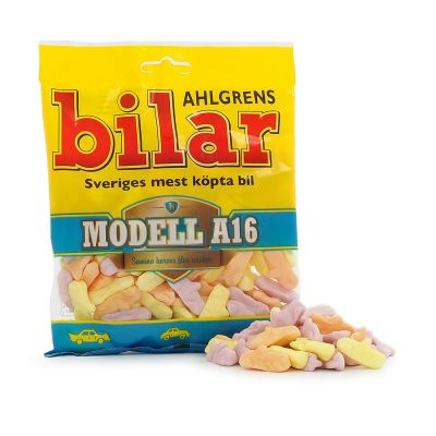 Ahlgrens Bilar A16, 125 g