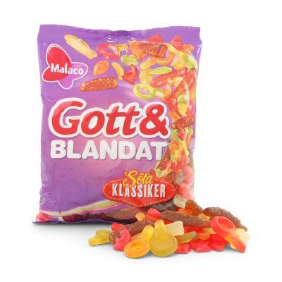 Gott & Blandat Söta Klassiker, 450 g